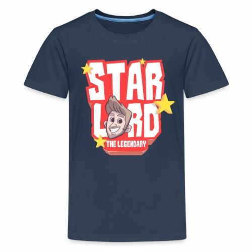 Red Tee Logo png - Teenage Premium T-Shirt