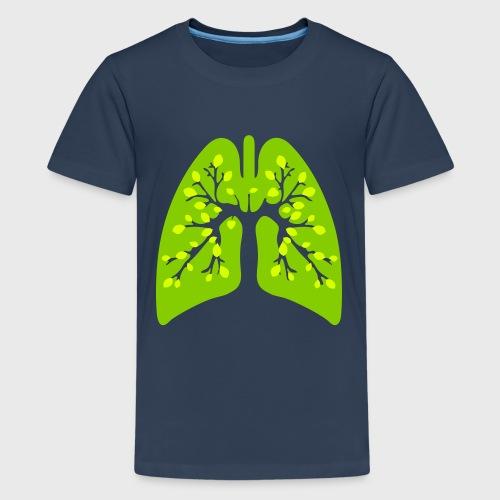 Poumon vert - T-shirt Premium Ado