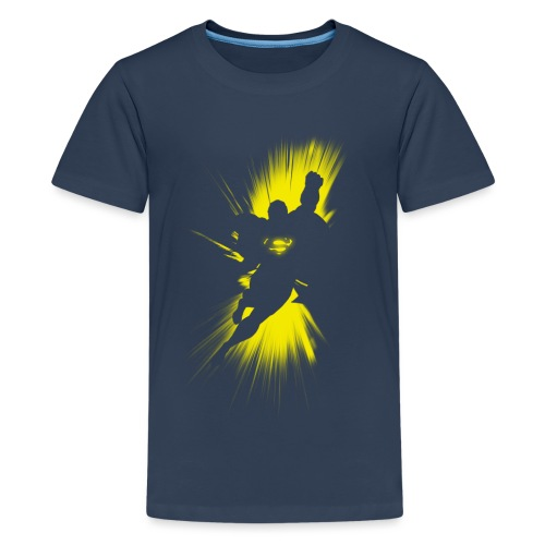 Run Schatten - Teenager Premium T-Shirt
