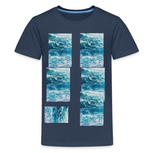 cropped_header_1440703086 - Teenager Premium T-Shirt