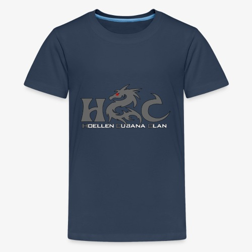 HCC Logo - Teenager Premium T-Shirt