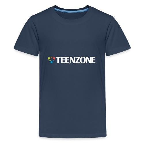 Teenzone - Teenager Premium T-Shirt