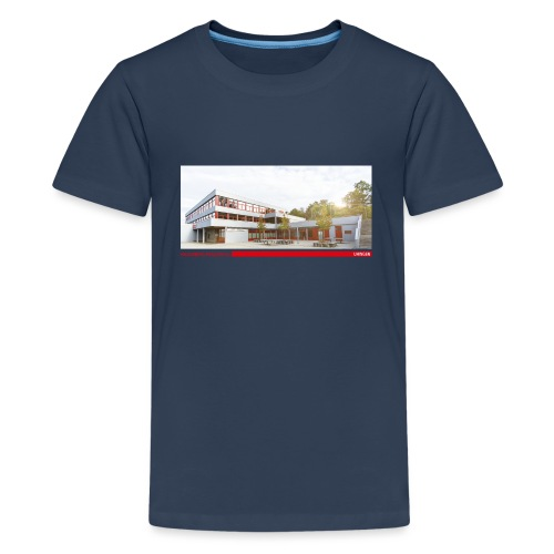 HRSU Wear Building - Teenager Premium T-Shirt