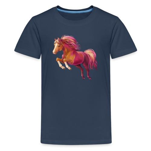 Cory the Pony - Teenager Premium T-Shirt