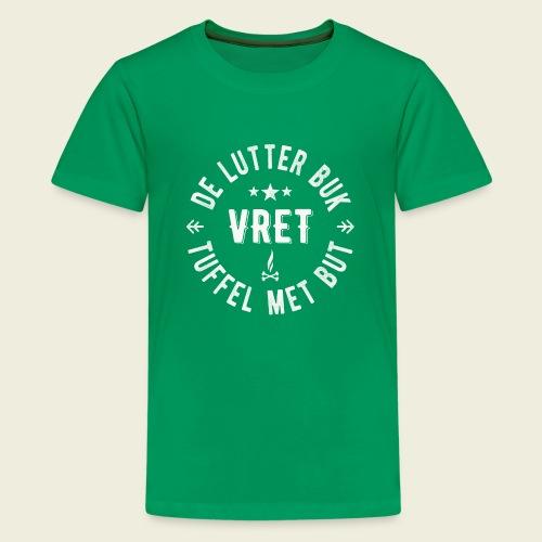 De Lutter buk - Teenager Premium T-shirt