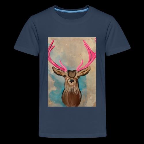 hugo clean - Teenager Premium T-Shirt