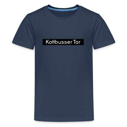 Kottbusser Tor KREUZBERG - Koszulka młodzieżowa Premium