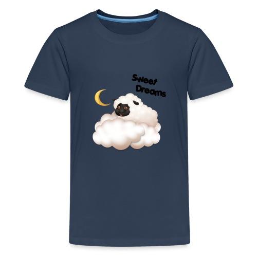Słodkie sny wykonane przez SMA Frodik - Koszulka młodzieżowa Premium