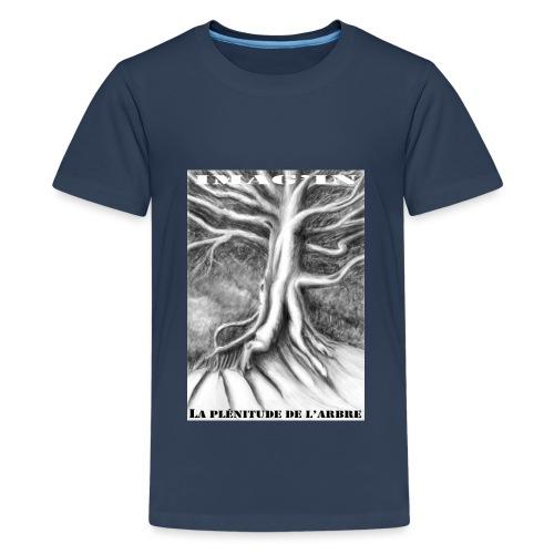 Arbre 01 - T-shirt Premium Ado