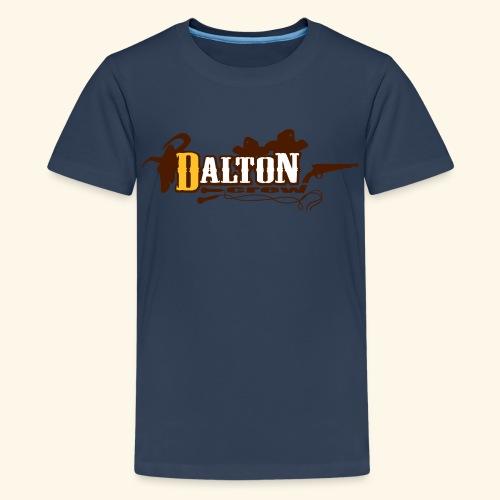 Dalton Crew Logo - T-shirt Premium Ado