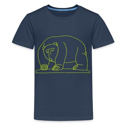 Pont de l'Ours Moabit - T-shirt Premium Ado