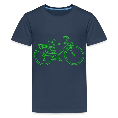 Fahrrad - Teenager Premium T-Shirt