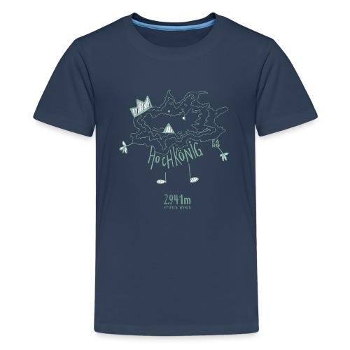 The Hochkoenig Monster - Teenage Premium T-Shirt