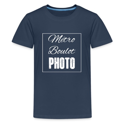 ThomPhotos - T-shirt Premium Ado