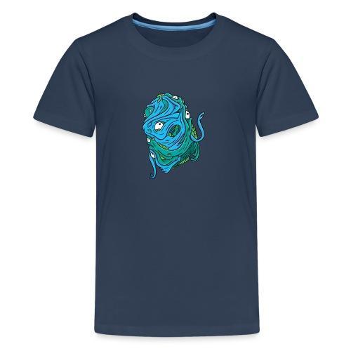 Floating Blobman - Teenage Premium T-Shirt