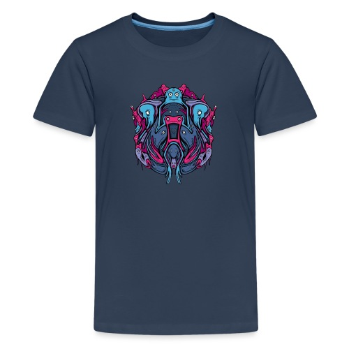 Insight - Teenage Premium T-Shirt
