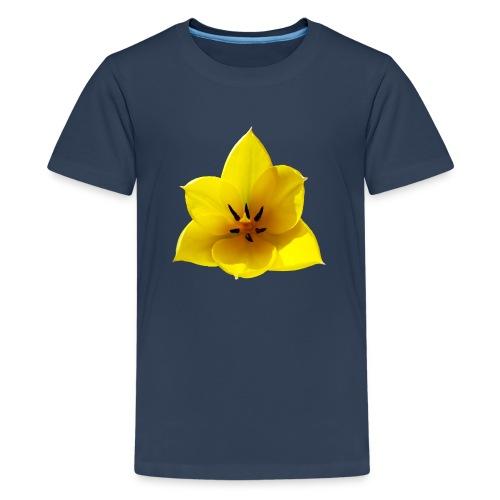 TIAN GREEN Garten - Tulpe 2020 02 - Teenager Premium T-Shirt