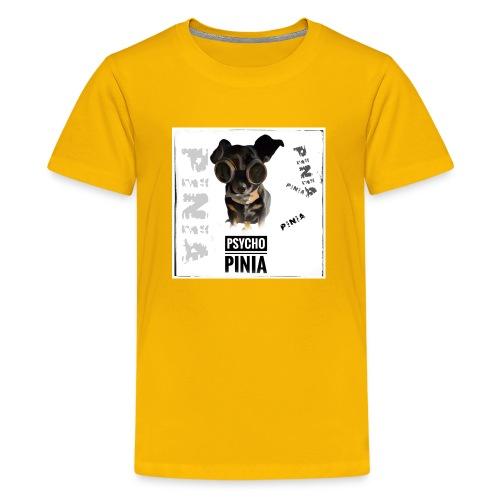 Psycho Pinia - Teenager Premium T-Shirt