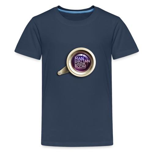 THE MANHATTAN DARKROOM OBJECTIF 2 - T-shirt Premium Ado