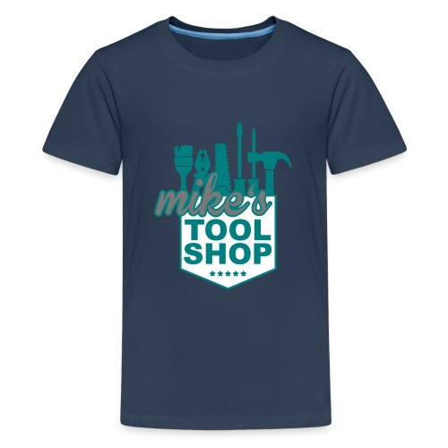 13099139 16938663 - Teenager Premium T-Shirt