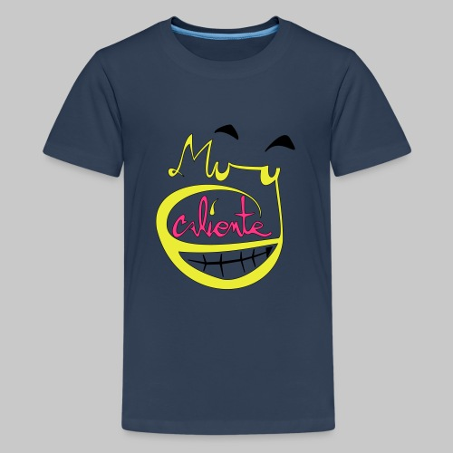 MuycalienteLogo - Teenager Premium T-Shirt