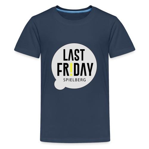 Last Friday Spielberg - Teenager Premium T-Shirt