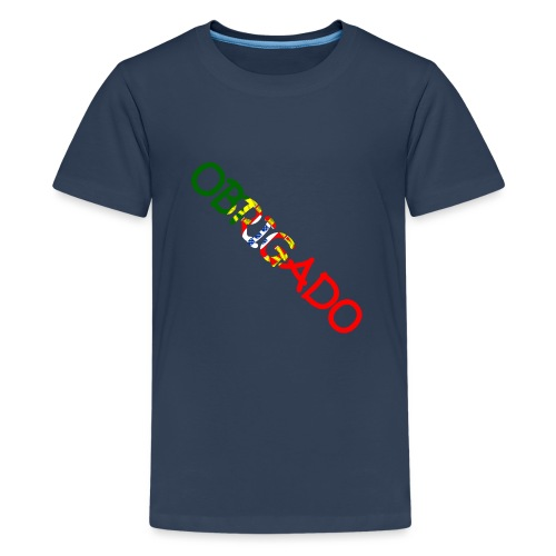 Portugal 21.1 - Teenager Premium T-Shirt