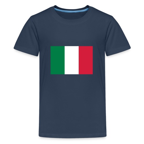 Italy - Teenager Premium T-shirt