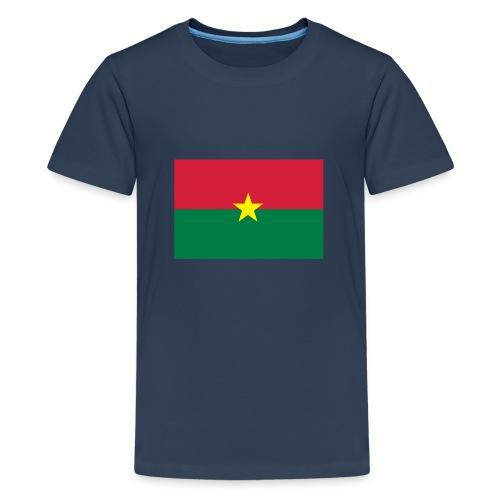 Burkina - Teenager Premium T-shirt