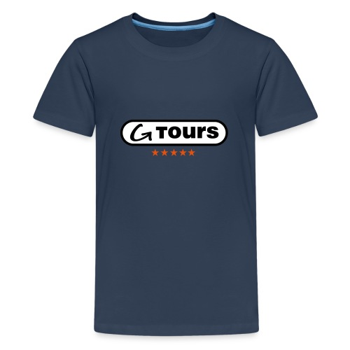 GRIZLY-TOUR - Teenager Premium T-Shirt