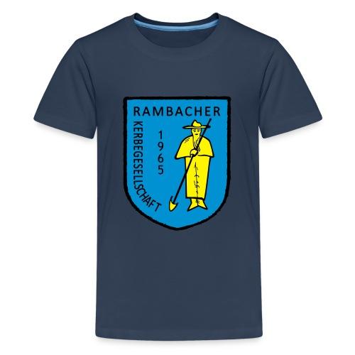 Logo-Kerb-neu - Teenager Premium T-Shirt