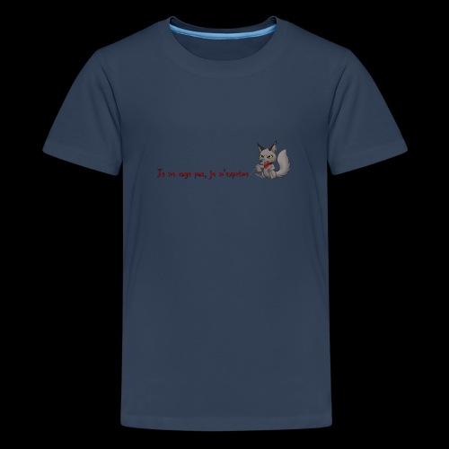 RavenWolfire Design - T-shirt Premium Ado