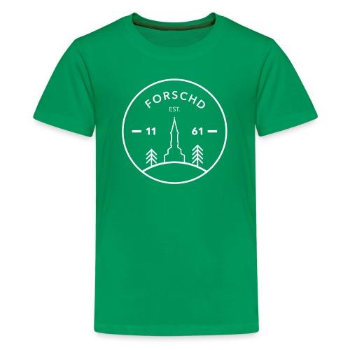 Forschd - est. 1161 - Teenager Premium T-Shirt