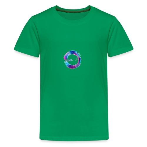 J h - Camiseta premium adolescente