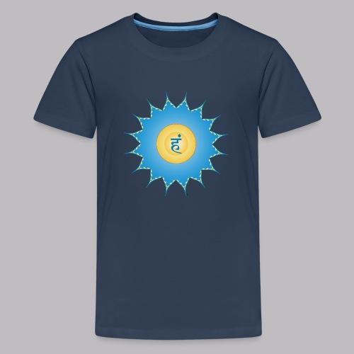 vishudda chakra - Maglietta Premium per ragazzi