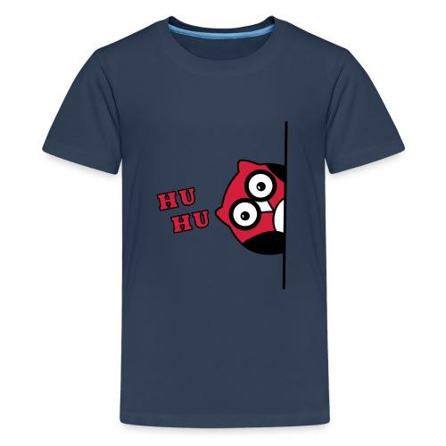 HuHu - Teenager Premium T-Shirt