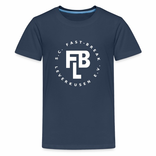 FBL Logo - Teenager Premium T-Shirt