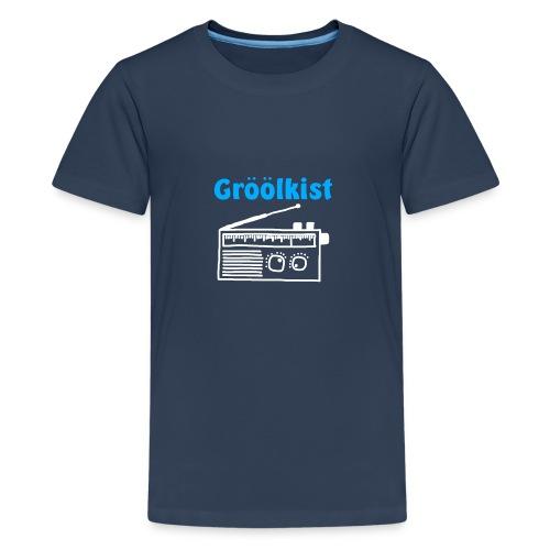 gröölkist - Teenager Premium T-Shirt