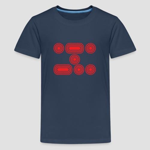 CODE RED - Teenage Premium T-Shirt