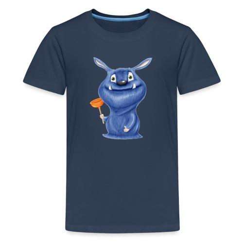 Pümpelmonster - Teenager Premium T-Shirt