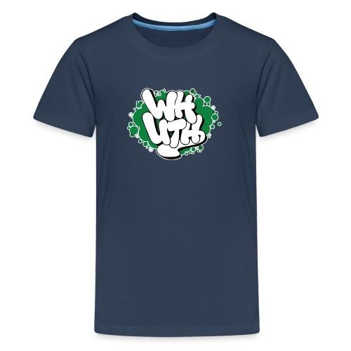 wh_logo_classic - Teenager Premium T-Shirt