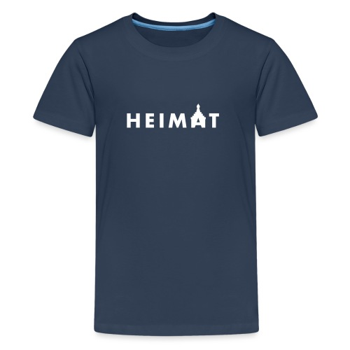 Heimat - Teenager Premium T-Shirt