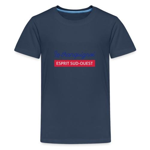 Le branquignol - T-shirt Premium Ado