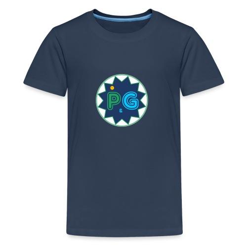Pien En Gien Logo - Teenager Premium T-shirt