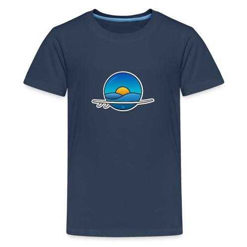 hangeloose - Teenager Premium T-Shirt