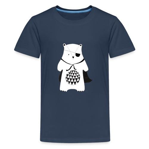 stoere beer - Teenager Premium T-shirt