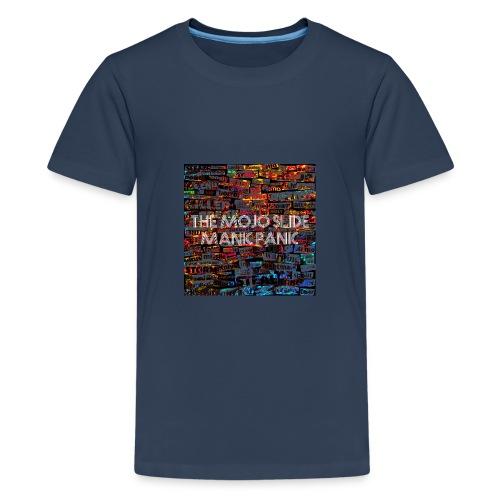 Manic Panic - Design 1 - Teenage Premium T-Shirt