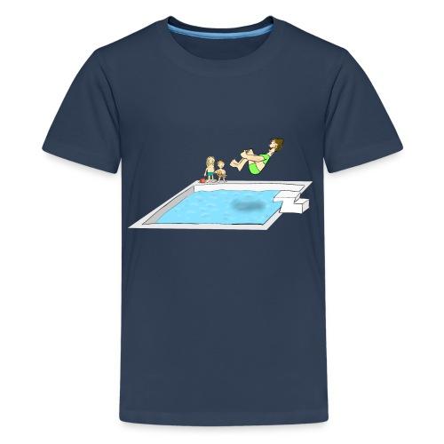 Coole Mama - Teenager Premium T-Shirt