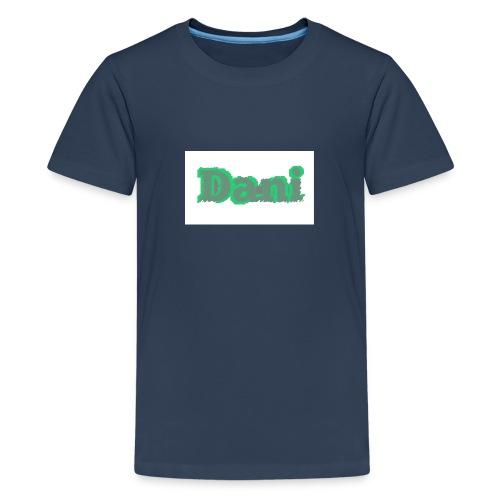 Dani - Teenage Premium T-Shirt