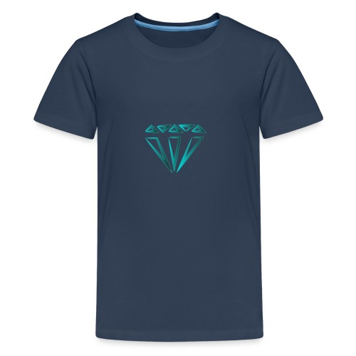 diamante - Maglietta Premium per ragazzi